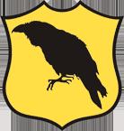 Hodowla Psów Myśliwskich 'Herbu Kruk' - logo